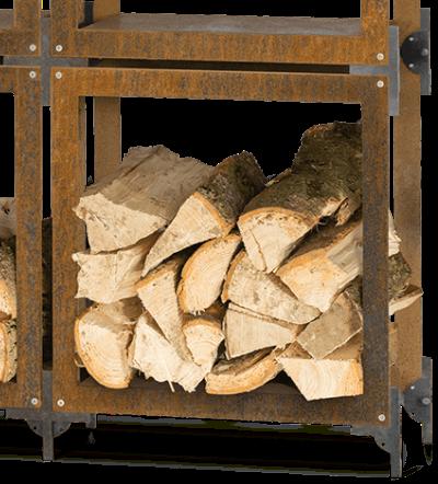 Holzlager FRAME