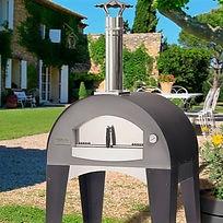Pizza- und Brotbackofen Antonio - FeuerCampus 365