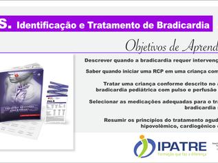PALS. Identificação e Tratamento de Bradicardia.