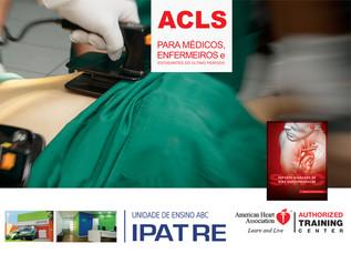ACLS. Suporte Avançado de Vida Cardiovascular