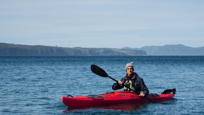 Bell Island Kayaking