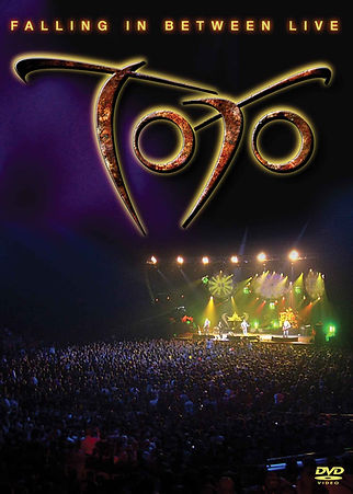 TOTO Through the Looking Glass DVD