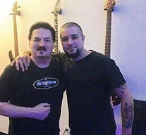 Bobby with John Signorella.jpg