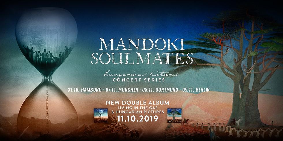 """Berlin - Mandoki Soulmates """"Hungarian Pictures Concert Series"""""""