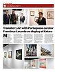 Qatar Katara Laurel Moore Art Exhibitor Feature