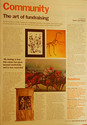 Curator Laurel Moore Art Exhibition centre pages Time Out Abu Dhabi