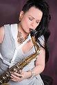 Laurel Moore Resident Saxophonist The Intercontinental Hotel Qatar2016