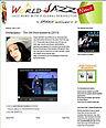 Laurel Moore World Jazz News Feature