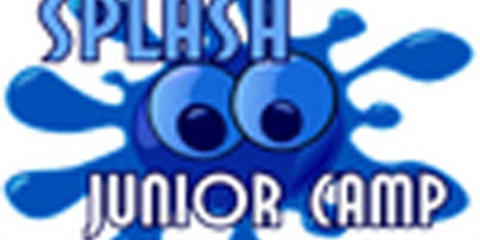 Splash Junior Camp 2020