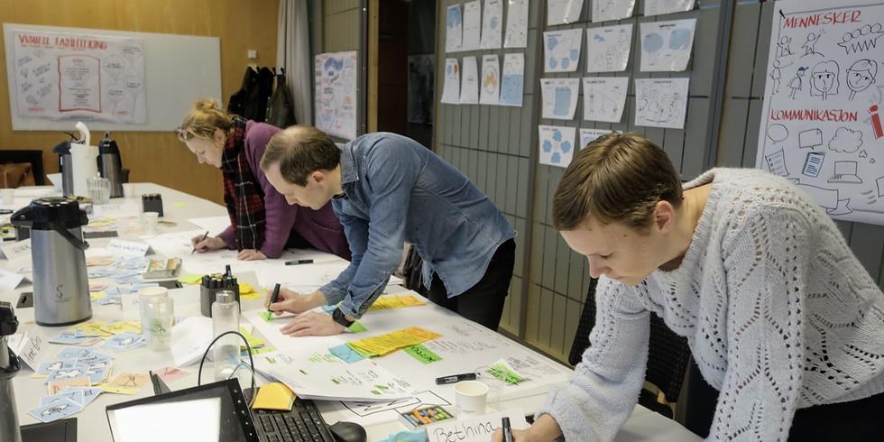 Kurs i visuell fasilitering Oslo