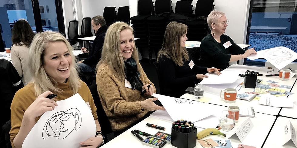 Kurs i visuell fasilitering Oslo EKSTRAKURS