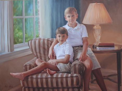 Ben & Andrew