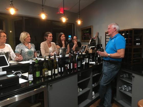 Wine Tasting with Bill Kling