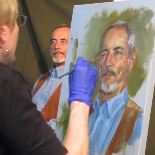 Oil Portraiture Workshop- 2 days Jan 6 & 7