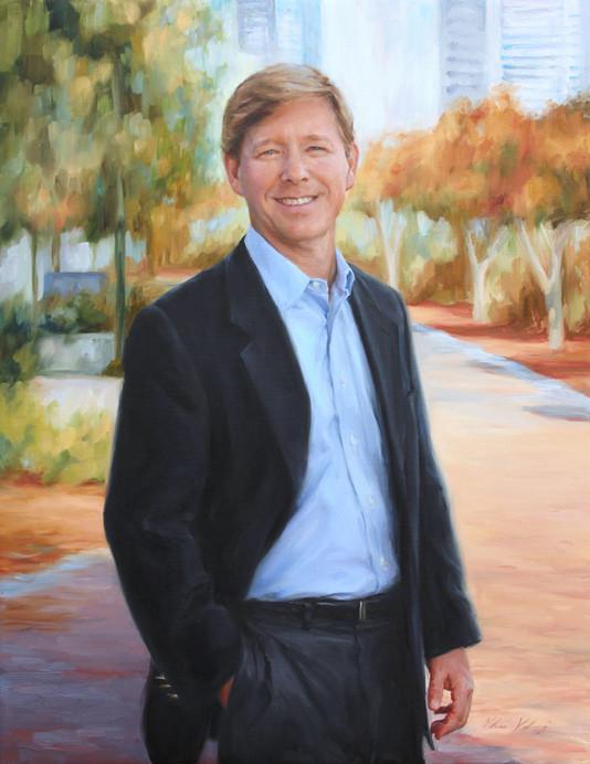 Mayor John Peyton