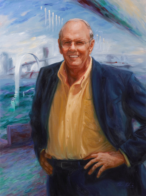 Preston Haskell