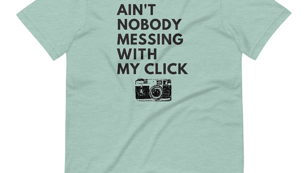 Messing With My Click Tee