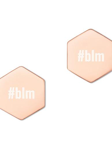 #blm earrings