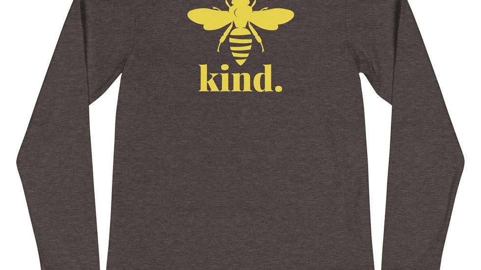 Bee Kind Long Sleeve Tee