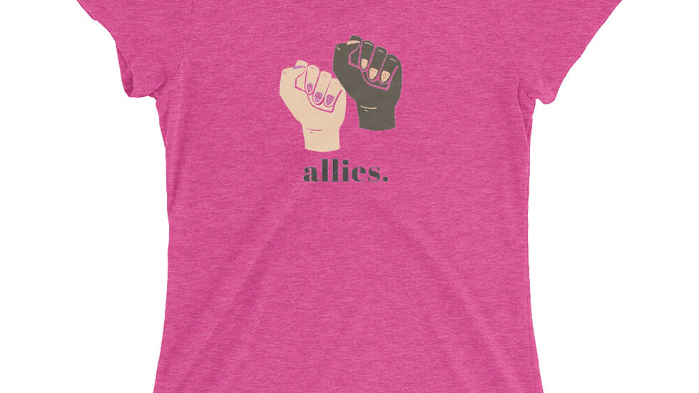 Allies Fitted Tee