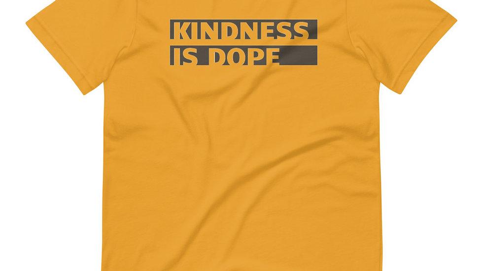Kindness is Dope Box Logo Tee