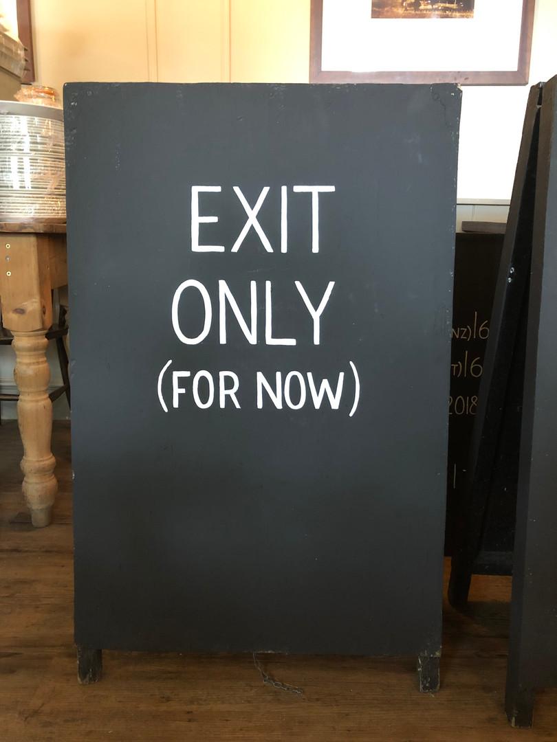 Exit (Paint)