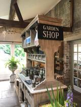 Garden Shop Sign