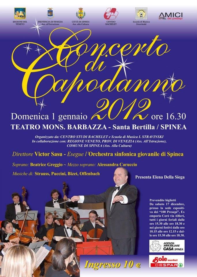 Concerto di Capodanno 2012