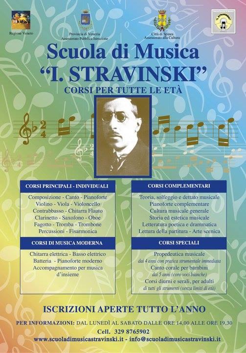 Locandina Stravinski
