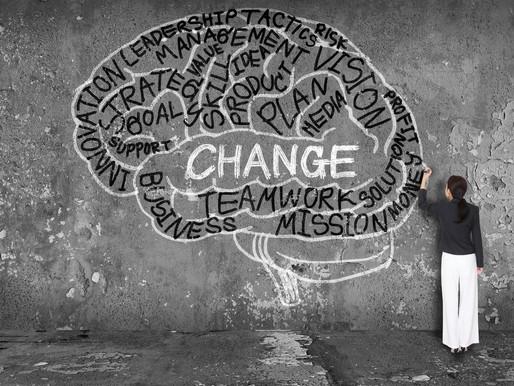 Veränderung ist eine Entscheidung