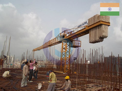 tower cranes SOIMA - India