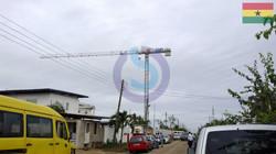 tower cranes SOIMA - Ghana