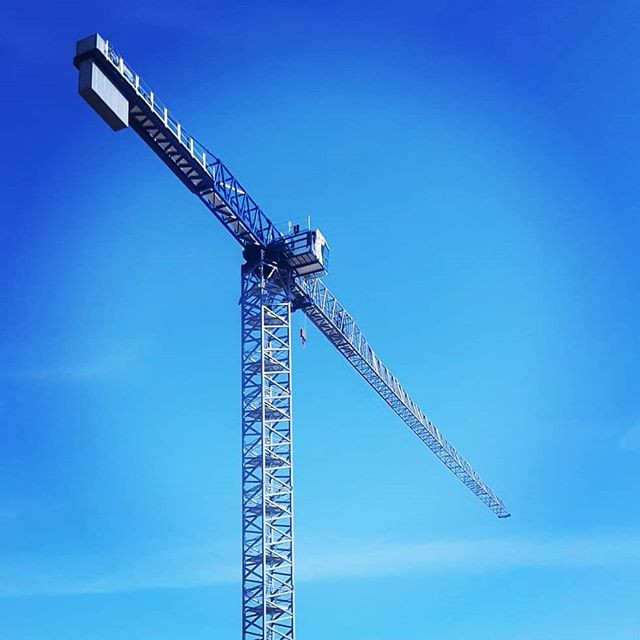 Soima tower crane in Canada