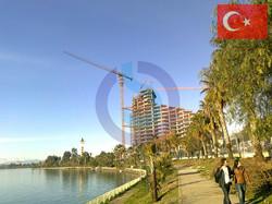 tower cranes SOIMA - -turkey