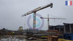 tower cranes SOIMA - France