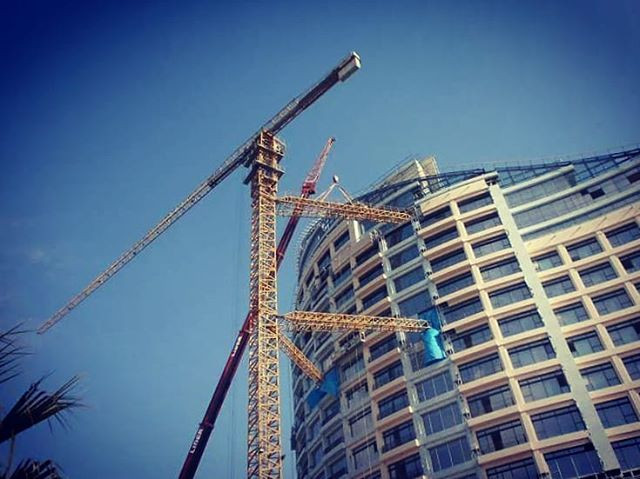 SOIMA Cranes - Tower crane in Turkey