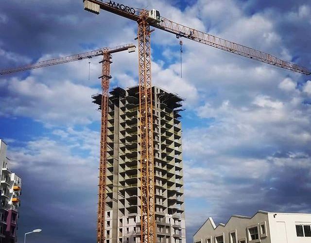 Repost: kudret kirca - tower crane in Georgia