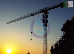 tower cranes SOIMA - Algeria