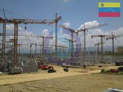 tower cranes SOIMA - venezuela