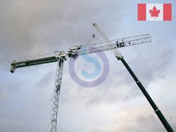 tower cranes SOIMA - Canada