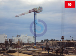 tower cranes SOIMA - tunis