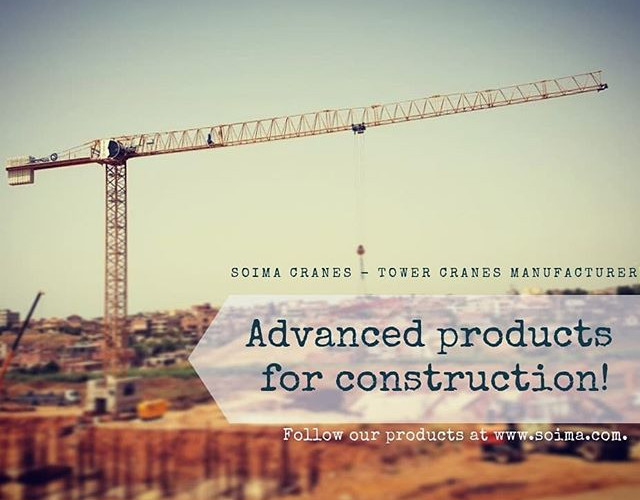 tower crane - Africa