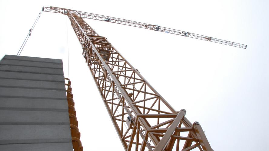 Self Erecting Crane SGA 32x40