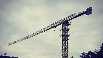 Powerfull SOIMA Tower Cranes | European tower cranes
