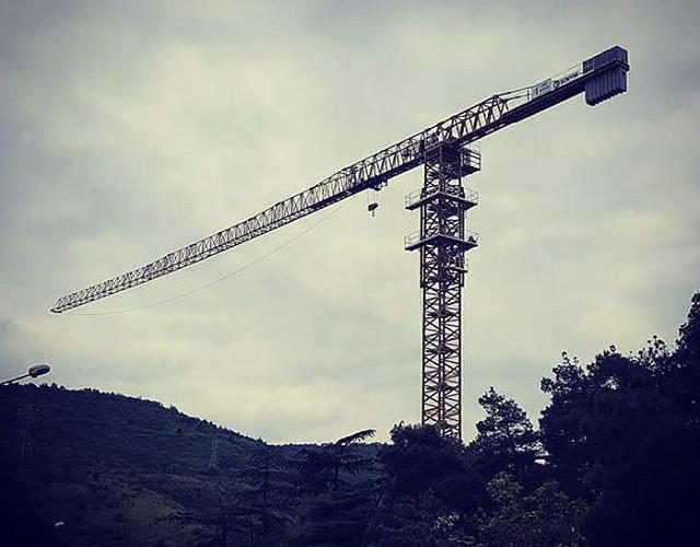tower crane SGT 7022TL