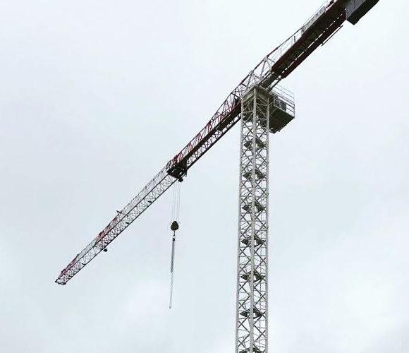 tower crane SGT 6018TL
