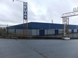 Tower Cranes SOIMA | Installations