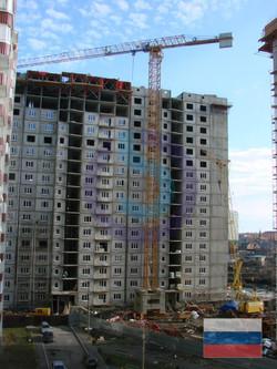 tower cranes SOIMA - Russia