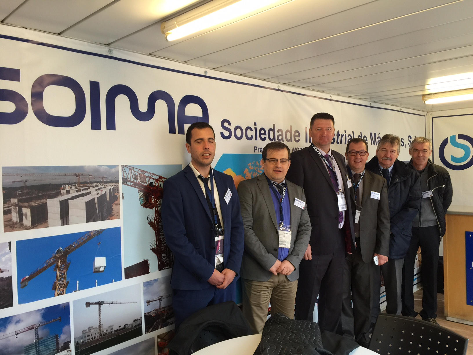 tower crane | soima | Bauma 201