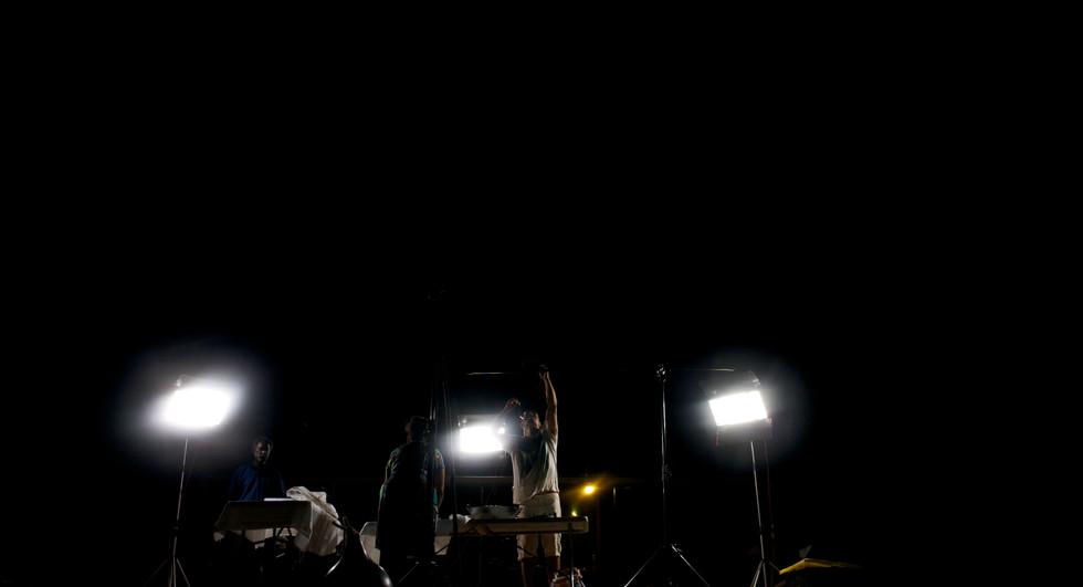 NIGHT SHOOT, FILM SOUND